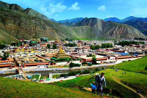 13-day Silk Road Tour including Xiahe
